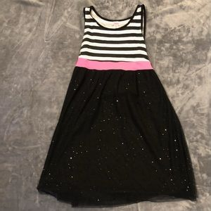 Justice dress size 12 sleeveless